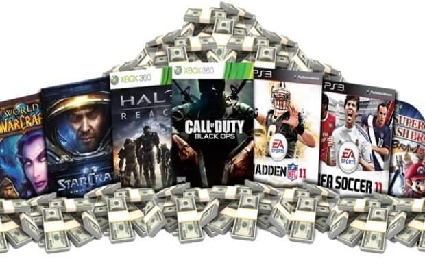 Zarabianie na grach komputerowych
