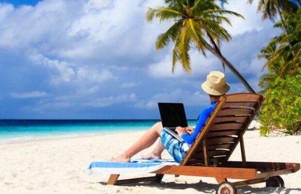 Praca przez internet - zarabiaj z dowolnego miejsca na ziemi