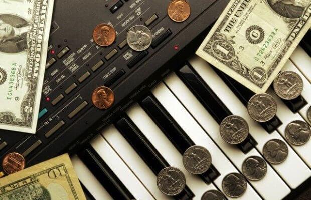 Jak zarabiać na muzyce w internecie ?