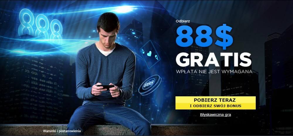 Poker za darmo na 888 Poker
