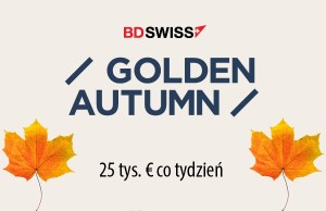 Konkurs Golden Autumn na BDSwiss