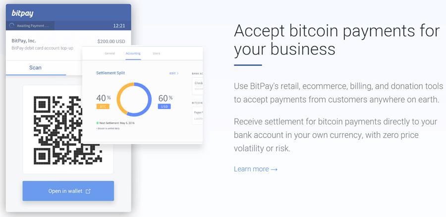 Zarabianie na bitcoin - case study BitPay jako przykład pomysłu na biznes